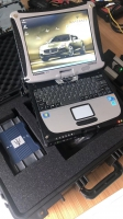 Maserati MDVCI Diagnosi Tester Maserati Diagnosi EVO Full Kit With Panasoinc CF19 laptop Installed V2016/2018 Maserati Diagnostic Software Ready To Use