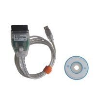 Mongoose Toyota Techstream Cable Mongoose VCI for Toyota Diagnostics and Reprogramming Interface With Completely New Chip