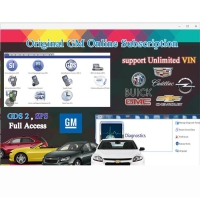 One Year GM Online Subscription 1 Year GM Online Programming Account For GM MDI/GM Tech2/VCMII