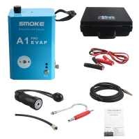 SMOKE A1 Pro EVAP Automotive Diagnostic Leak Detector Kit SMOKE A1 Pro EVAP Leak Detector Smoke Machine for Motorcycle /Cars/SUVs/Truck