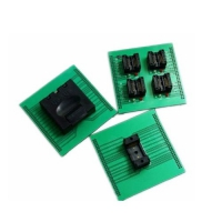 BGA127P UP818P UP828P BGA Package Adapter For UP-818P UP828-P Ultra Programmer BGA127P Solder Socket Adapter