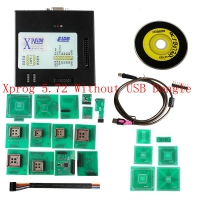 Xprog 5.72 ECU Programmer Xprog M Box V5.72 Programmer With Xprog 5.72 Software No USB Dongle