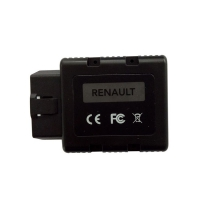 Bluetooth Renault-COM Diagnostic and Programming Tool New Renault-COM Renault COM Diagnostic interface Replacement of Renault Can Clip