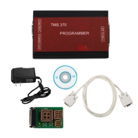 TMS370 programmer With V1.9 TMS370 Software TMS370 Mileage Programmer Tool for car radio/odometer/immo