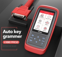 Xtool X100 Pro 2 Auto Key Programmer XTOOL X100 Pro2 Odometer Correction With EEPROM Adapter Update Online Free