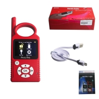 V9.0.2 JMD Handy Baby key programmer Cbay Handy Baby Key Clone Cbay Hand-Held Car Key Copy for 4D/46/48 Chips