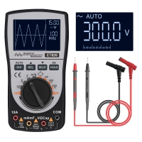 2 in 1 Upgraded ET826 Intelligent Digital Oscilloscope Multimeter Tester ET826 AC DC Current Voltage Multimeter Tester With DMM No Need Oscilloscope Probe