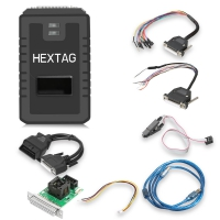 Original Microtronik HexTag Programmer HexProg ECU Cloning Tool With V1.023 Hexprog Software Download Support BDM Function