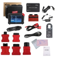 Xtool X100 Pad2 Auto With KC100 New Version Key Programmer Xtool X100 Pad2 Pro Full Configuration with VW 4th & 5th IMMO Special Function