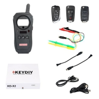 KEYDIY X02 KD-X2 KD X2 Remote Maker Unlocker and Generator V4.6.2 KD-X2 KD X2 Keydiy Remote And Key Clonning Tool with 96bit 48 Transponder copy function No Need Tokens