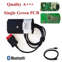 Single PCB Delphi Ds150e tester Bluetooth Delphi Ds150e 2015.3 Delphi DS150e vci