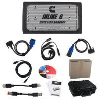 Cummins INLINE 6 Data Link Adapter Cummins INLINE 6 Kit With Cummins INSITE 8.2.0.184 Download Software For Win7 System