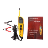 ADD210 Automotive Circuit Tester 12V 24V Digital LCD circuit tester ADD210