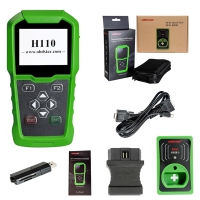 OBDSTAR H110 VAG KM Immo Tool OBDSTAR H110 VAG I+C MQB Immobilizer Key Programmer and Cluster Calibration IMMO+ KM Tool with RFID ADAPTER