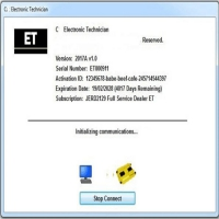 Caterpillar ET 2017a V1.0 Cat ET 2017a With One Free Activation