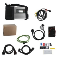Super MB Star C5 SD Connect Mercedes C5 Diagnostic Tool Wifi Mercedes Benz SD Connect C5 Multiplexer