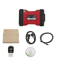 Super Ford VCM II Professional Scanner Wifi Ford VCM 2 Clone With Ford IDS 100.1 Download Software And Wireless Adapter