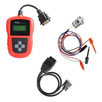 PSA IMMO TOOL For Peugeot and Citroen PIN CALCULATOR and IMMO EMULATOR Support pin code calculation via obd