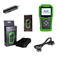 OBDSTAR H100 Ford/Mazda Auto Key Programmer OBDSTAR H100 Ford Mazda Car EU Pin Code Reader Update via TF card