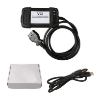 JLR VCI Device JLR VCI Jaguar Land Rover Diagnostic Equipment With JLR SDD V154 Patch Support Firmware Update