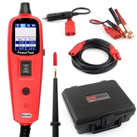 OBDSpace OS2600 Automotive Power Probe Tester OS2600 Car Electric System Circuit Tester Tool With 20 ft Extendable Cable Same as Autek YD208 PT150 And PS100