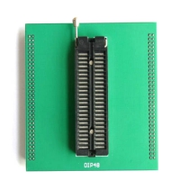 DIP48P UP828P UP818P Solder Socket For UP818P UP828P BGA Chip Programmer UP-818P UP828-P DIP48P Socket Adapter
