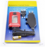 AE150 Automotive Current Tester AE150 Auto Car Fuses Tester Detector Work For 12V 23A With LCD Display