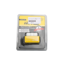 Benzine Cars NitroOBD2 Performance Chip Tuning Box Plug and Drive Nitro OBD2 Benzine Yellow Economy Chip