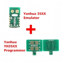 2019 Yanhua YH35XX Programmer + Yanhua YH35XX Simulator Chip Support for BMW 35128WT Read and Write