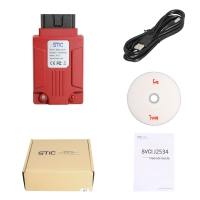 Stic SVDI J2534 Diagnostic Tool For FORD/MAZDA Fly SVDI FVDI J2534 VCI Support Ford Mazda Online Module Programming Better than VCM2 Scanner