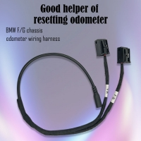 V2020 Yanhua BMW F/G Chassis Odometer Wiring Harness BMW F/G Chassis Wires Odometer Connector No Need Soldering