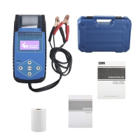 ABT9A01 Automotive Battery Tester with Printer ABT9A01 Digital Car Battery Tester And Charger 12V/24V