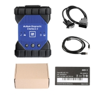 Wifi GM MDI 2 Multiple Diagnostic Interface Wireless GM MDI 2 Clone Supports All Opel/Vauxhall 16 pin vehicles from 1996 to 2017