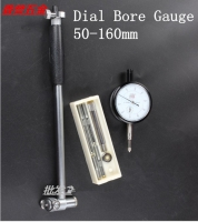 Inner diameter measuring gauges Inside diameter dial indicator measurement range 50-160mm