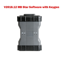 V2018.12 Mercedes Benz C6 Software Hard Disk MB Star C6 Software with Keygen Work For C6 Multiplexer Mercedes Benz Xentry diagnosis VCI