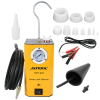 Autool SDT-202 Car Smoke Leak Detector Machine SDT-202 Diagnostic Leak Detector for smoke leakage test