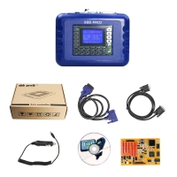 Super SBB Pro2 Key Programmer V48.99 SBB Pro2 Pin Code Reader No Token Limitation Supports New Cars to 2017.12