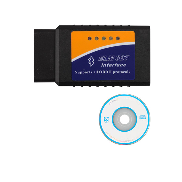 Bluetooth ELM327 Interface
