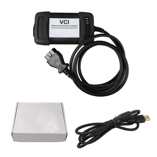 JLR VCI Device JLR VCI Jaguar Land Rover Diagnostic Equipment With