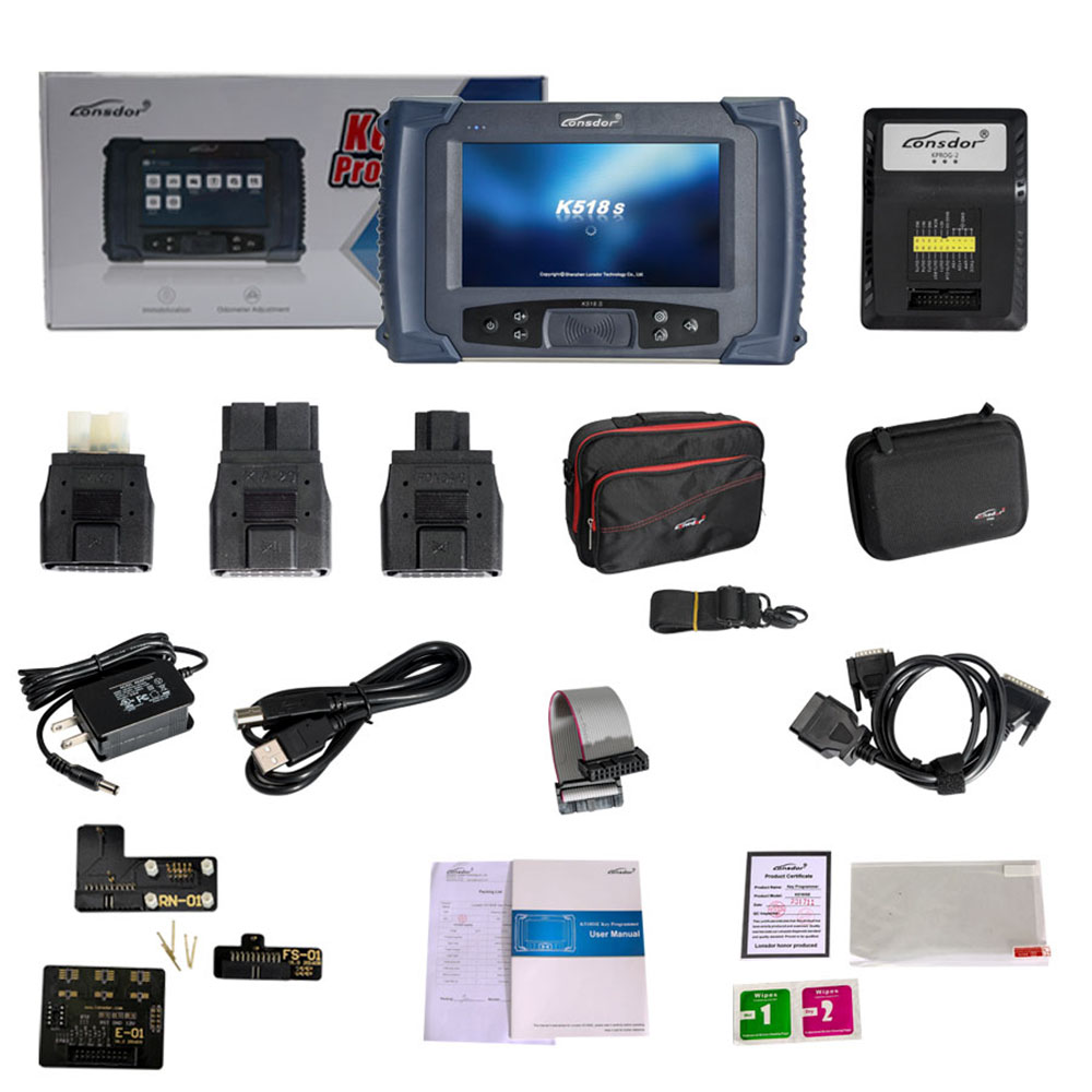 Lonsdor K518s Car Key Programmer Full Version