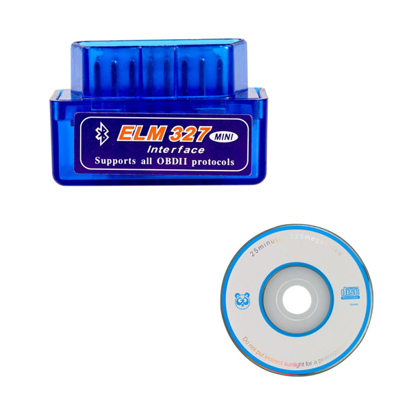 MINI ELM327 Bluetooth V2.1