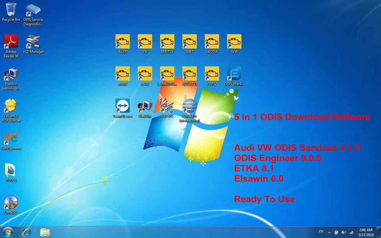 ODIS 5 1 3 Download Software 5 in 1 ODIS Services 5 1 3 With ODIS