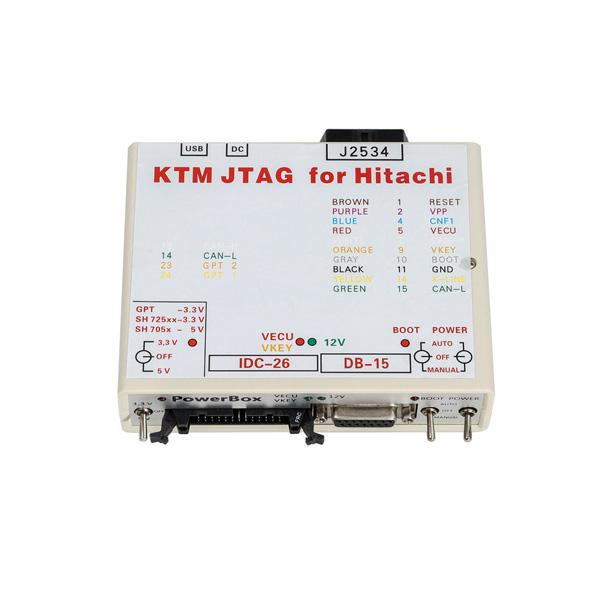 PCM Flash Power Box