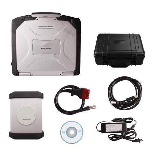 Durametric Piwis ii tester With CF30 Laptop