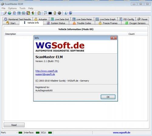 ScanMaster ELM V2.1 Keygen