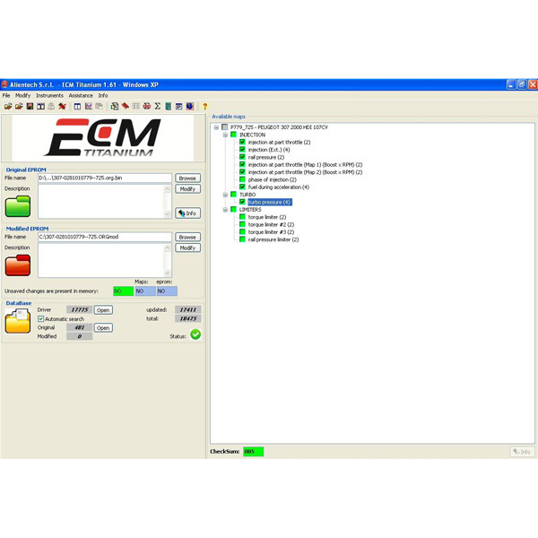 ECM TITANIUM Download