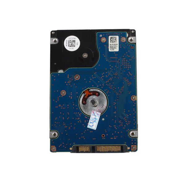 GDS VCI Software HDD