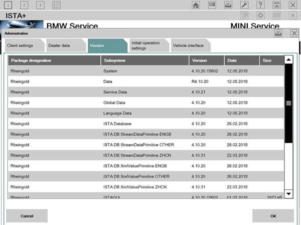 OBD2Store com Mercedes Star Diagnosis Center: Latest BMW
