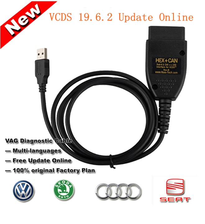 Ross Tech VCDS 19.6.2