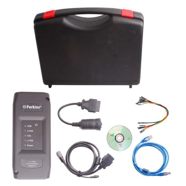 Wifi Perkins Electronic Service Tool